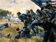 1st Minnesota At Gettysburg - CLOSED