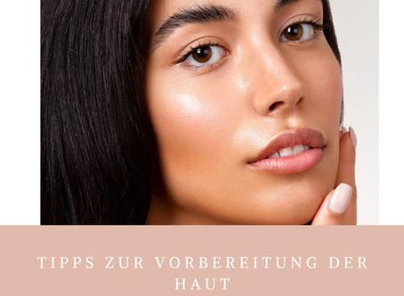Was du als Braut zur Vorbereitung deiner Haut tun kannst