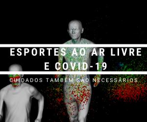 Esportes ao ar livre e COVID-19