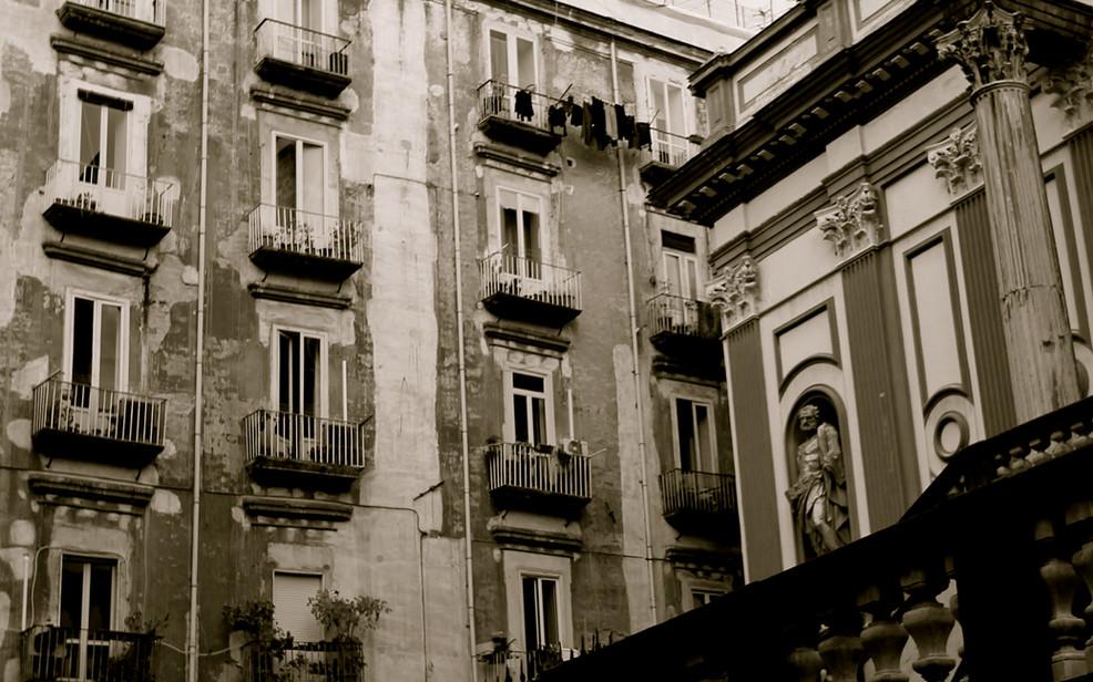 Napolian Streets ii
