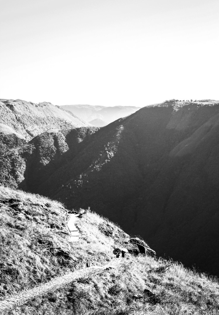 The Long Way Down | Meghalaya, 2017