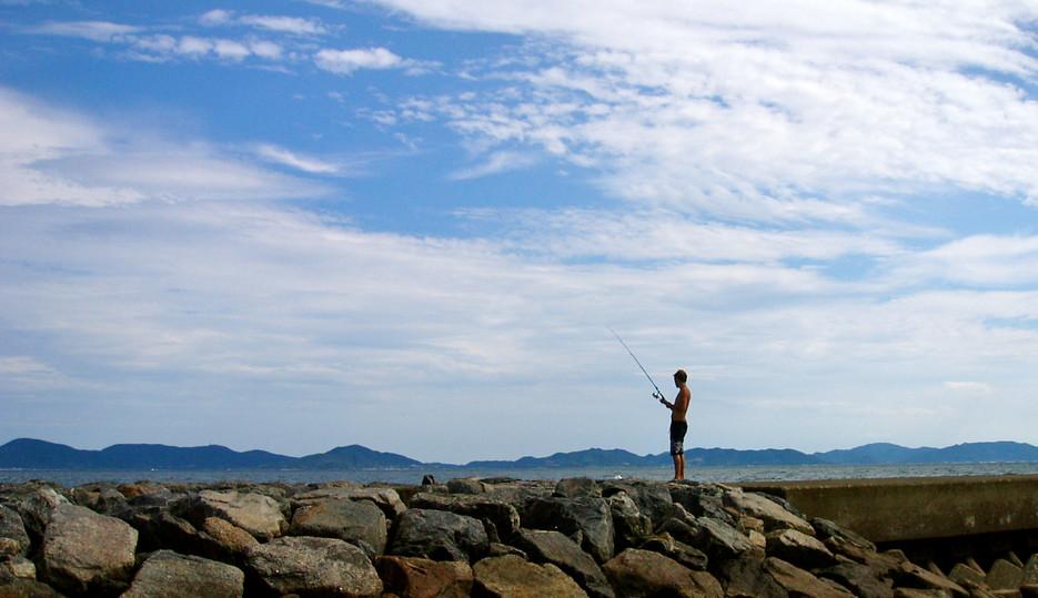 Fishing   Okazaki, Japan, 2008