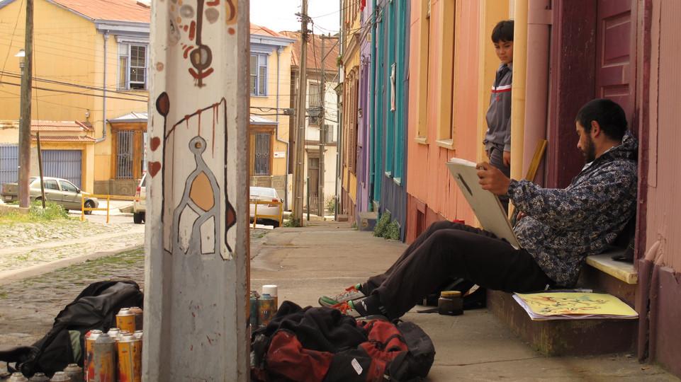 Valparaiso   Chile, 2011