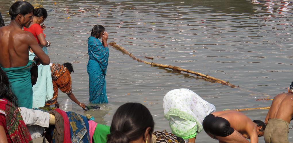 Morning Prayers | Varanasi, 2011