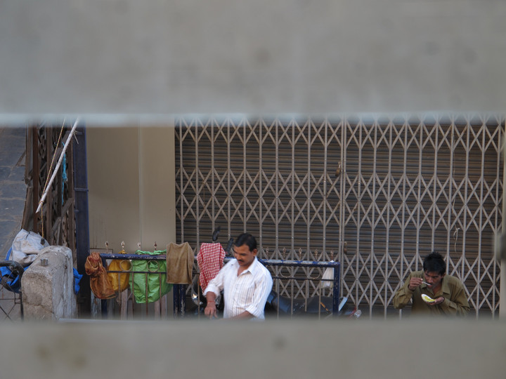 Street Life ii   New Delhi, 2011