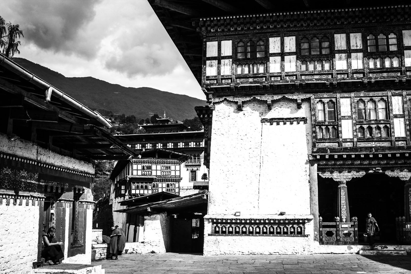 Monk Life | Bhutan, 2017
