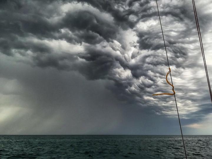 Perfect Storm | Adriatic Sea