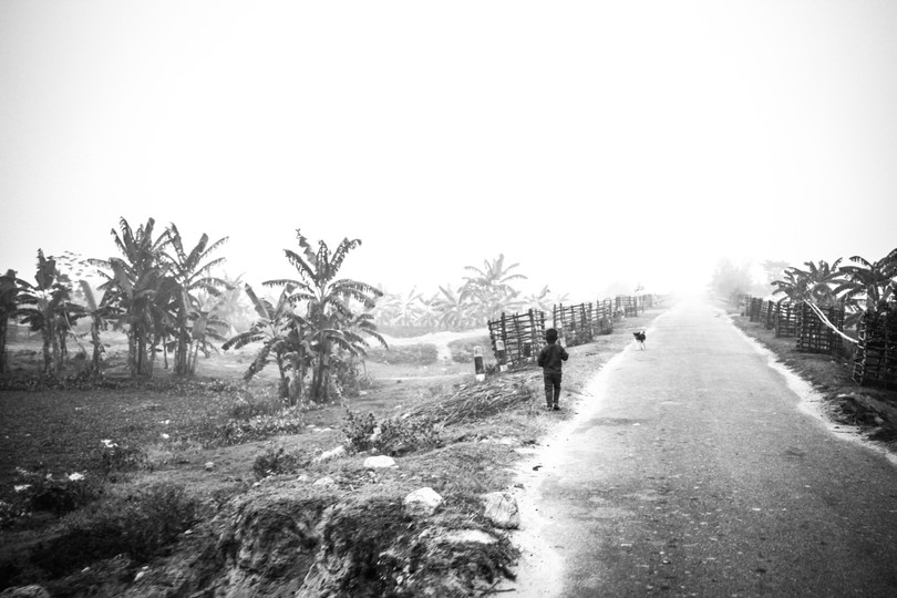 The Road to   Assam, 2017