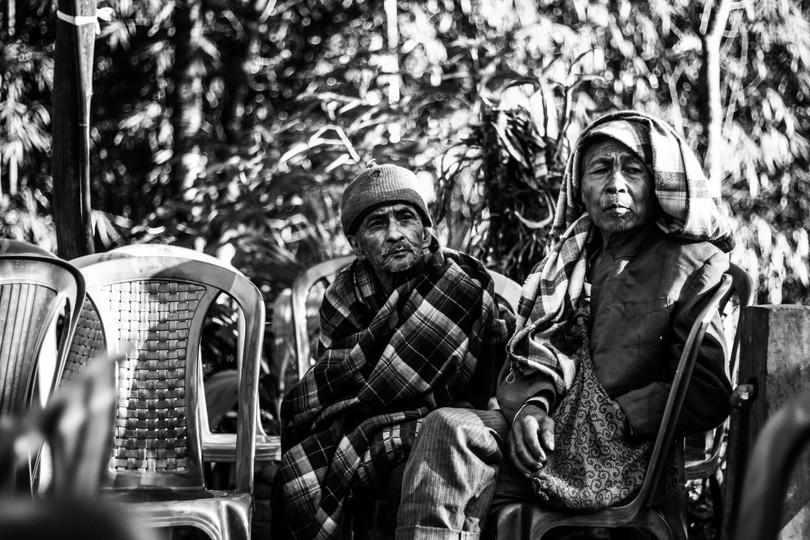 Patience   Meghalaya, 2017