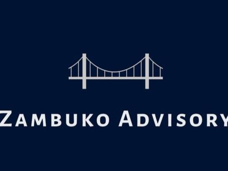 Zambuko Advisory: An ode to my champions