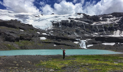 Sierra Nevada Glacier