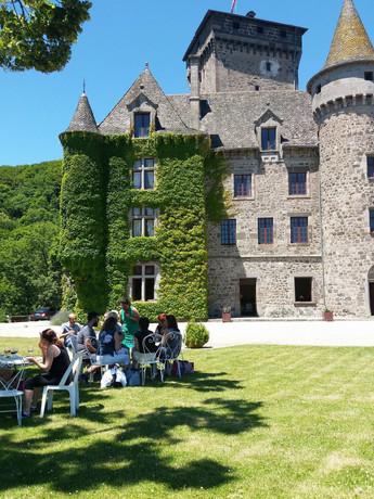 Brunch au château