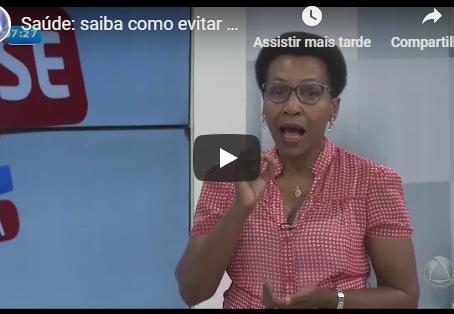 Balanço Geral da TV Atalaia - Saúde: saiba como evitar doenças do coração