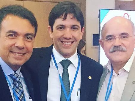 Presidente da SBC/SE foi palestrante no Congresso Norte Nordeste de Cardiologia