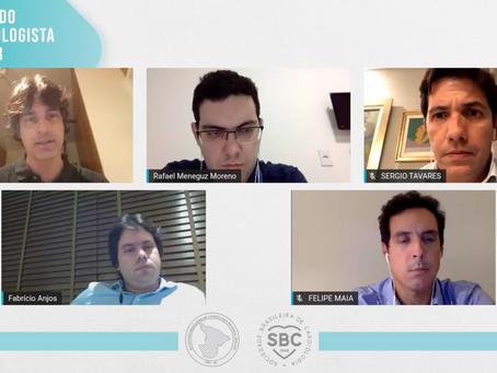 Clube do Cardiologista na Web - 03/09/2020