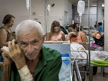 Tratamento de infarto tem via-crúcis e abismo entre SUS e rede privada