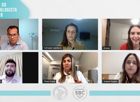 Clube do Cardiologista na Web - 30/07/2020