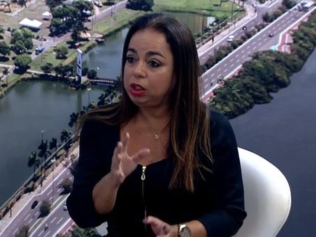 Entrevista com a Dra. Sheyla Ferro na TV Sergipe sobre Morte Súbita