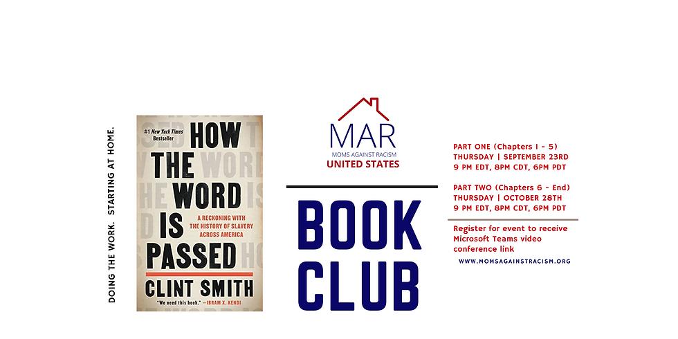 MAR Book Club