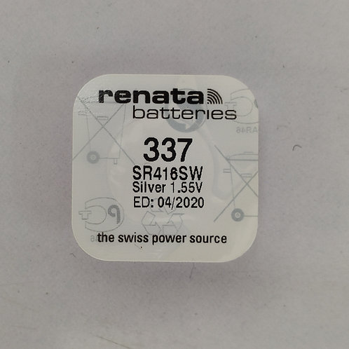Spy electronic earpiece power cell sr416sw battery - 5 Pieces