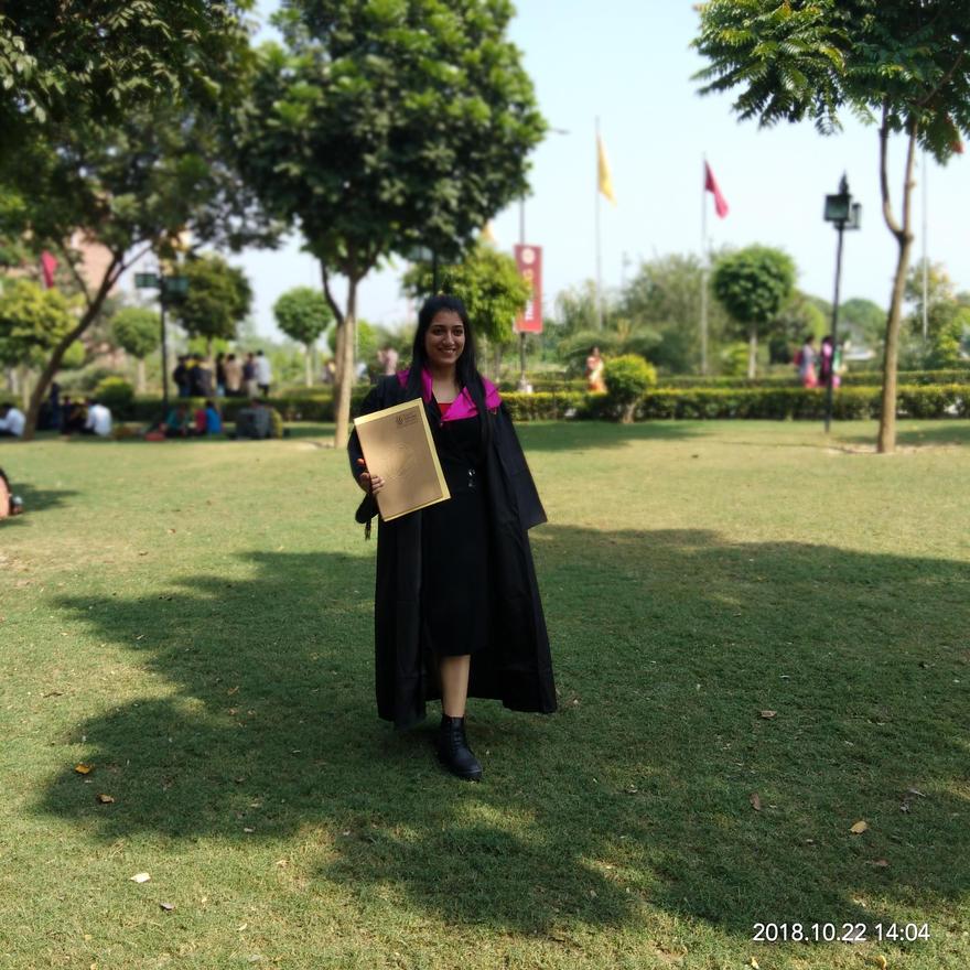 Getting the Degree - LPU