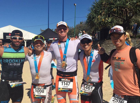 70.3 World Champs Wrap Up