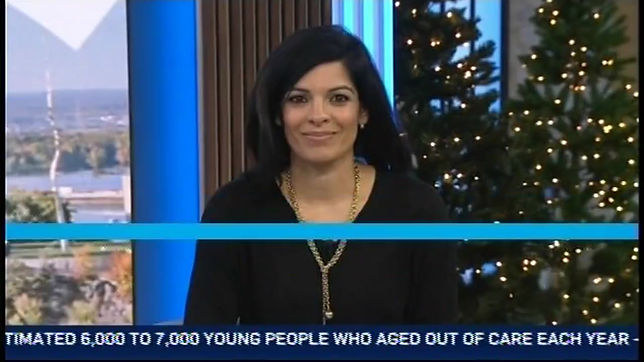 CTV's Your morining interviews Yanique Brandford, the The Global Citizen Prize Canada's Hero award recipient