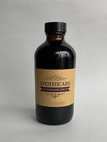 8oz Elderberry Syrup