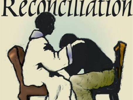 Have We Forgotten The Need For Reconciliation?  By: D.H.Dawkins Sr.