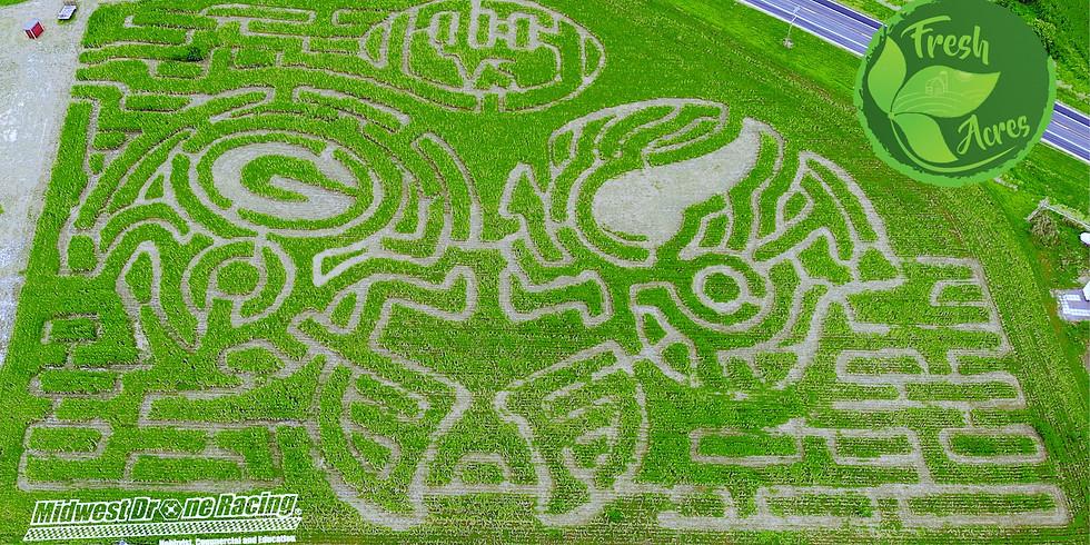 Fresh Acres Corn Maze 2019