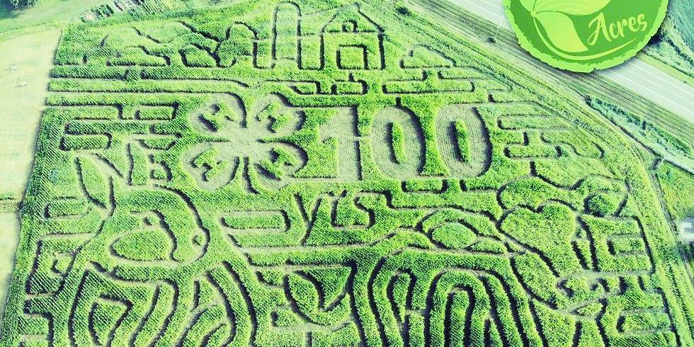 Fresh Acres Corn Maze