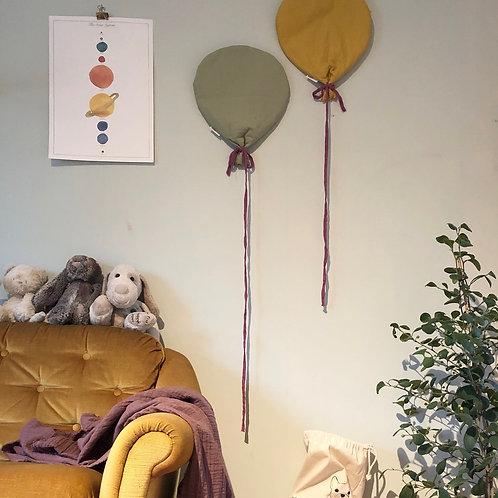 Väggdekoration - Ballong