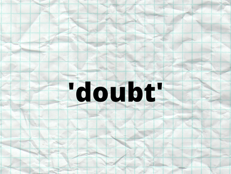 Why does the word 'doubt' have a silent 'b'?