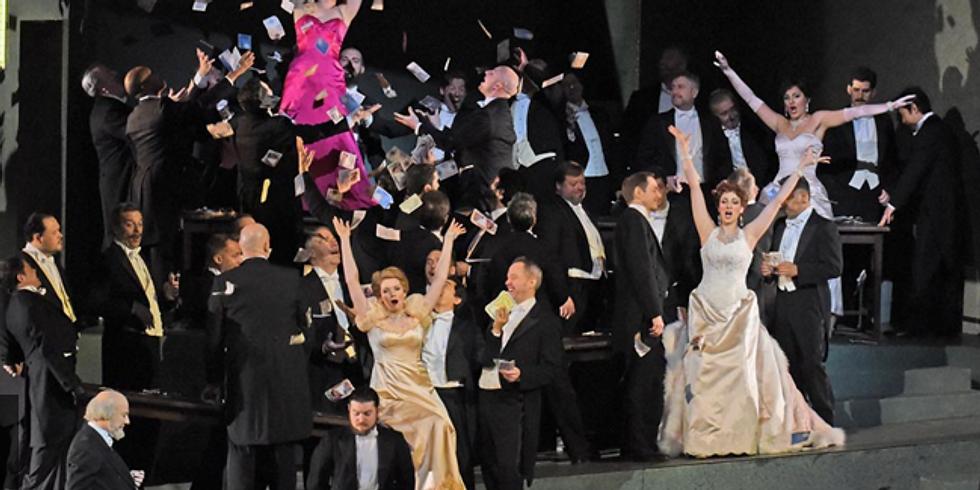 The Met Opera   Manon