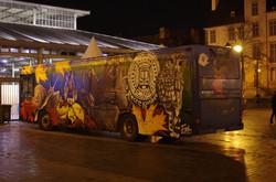 Le Ludo Bus aux halles Martenots à Rennes