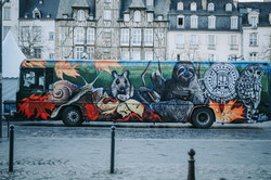 Le Ludo Bus centre ville de Rennes