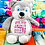 Thumbnail: New Baby Birth Block Cubbie - Husky