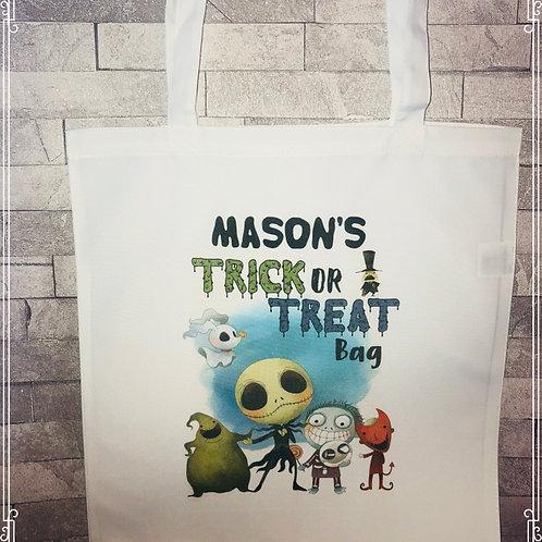 Nightmare Halloween Bag