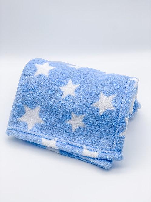 Blue Stars Blanket