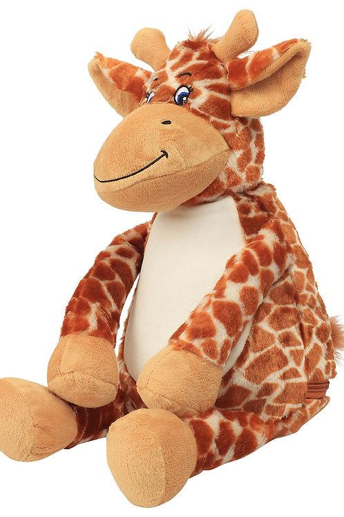 BIRTH BLOCK SPECIAL Zippie Giraffe - Mumbles