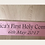 Thumbnail: 3 x Christening / Communion / Confirmation Banners