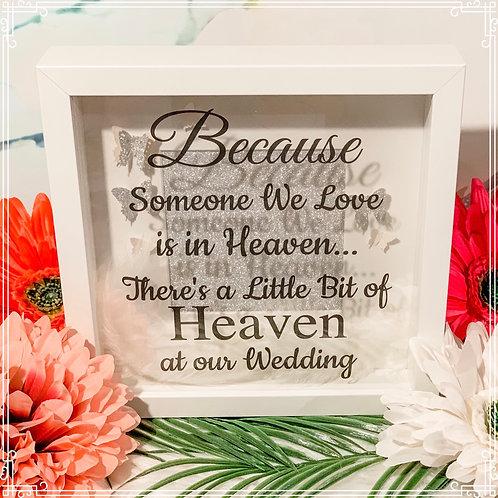 Wedding Heaven Frame