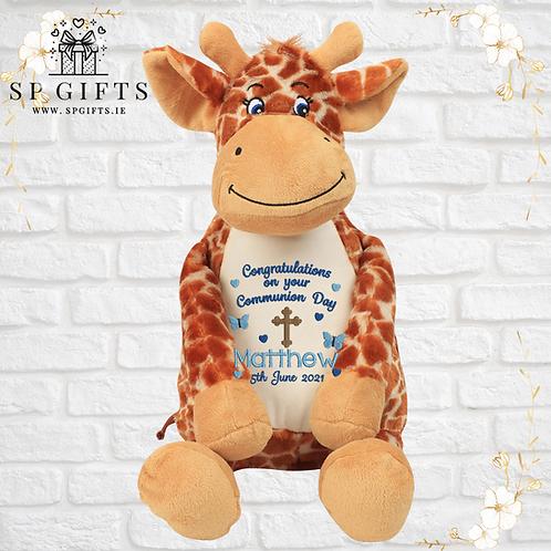Communion Giraffe