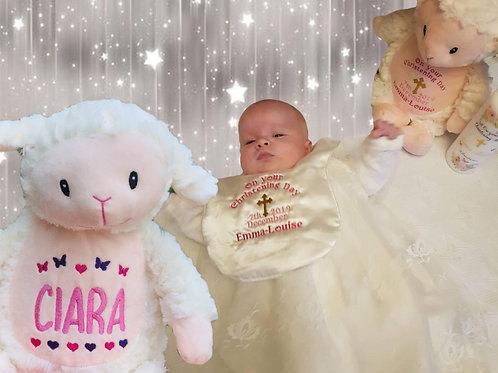 Personalised White Lamb