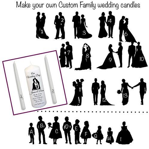 Custom Family Unity Set