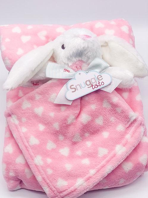 White Rabbit Blanket & Comforter Set