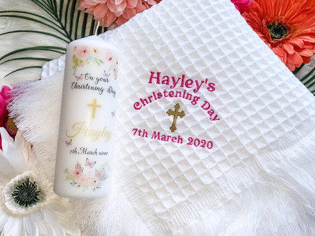 Christening Traditions & Gifts