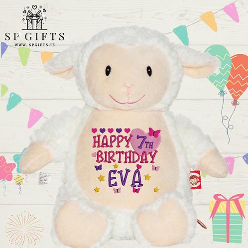 Birthday - Lamb