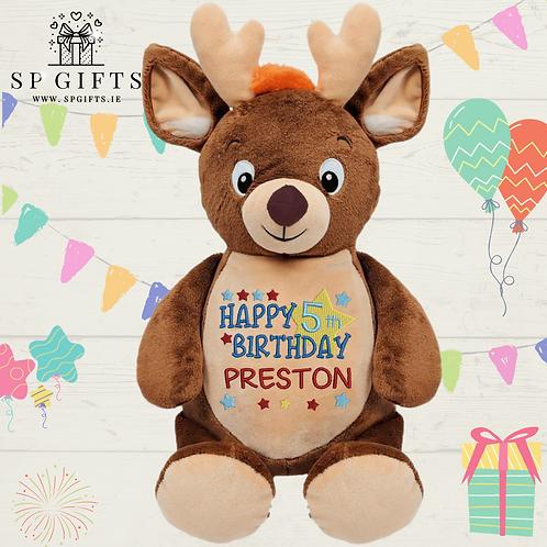 Birthday - Signature Deer