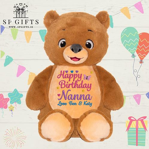 Birthday - Baby Bear